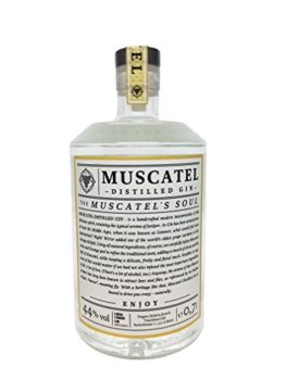 Muscatel Gin – Handcrafted Distilled Gin