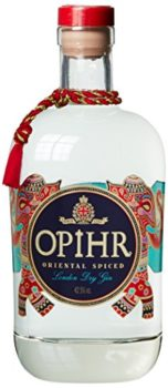 Opihr Gin, Oriental Spiced London Dry Gin