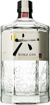 Roku Gin – Japanischer Craft Gin